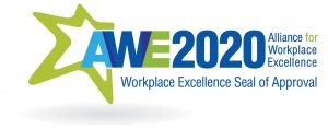 2020 AWE Workplace Excellence Seal of Approval
